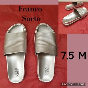 Franco Sarto Sandals / Slides - Size 7.5 M